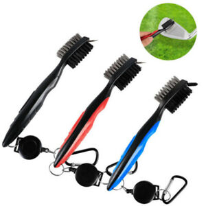 Retractable-Reel-Golf-Brush-with-Snap-Clip-Cleaning-Ball-Groove-Cleaner