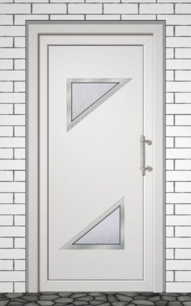 Aluminium- Haustür
