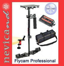 Flycam 3000 HD + Piastra + Morsetto + Borsa > Steadicam Steadycam Stedicam MB