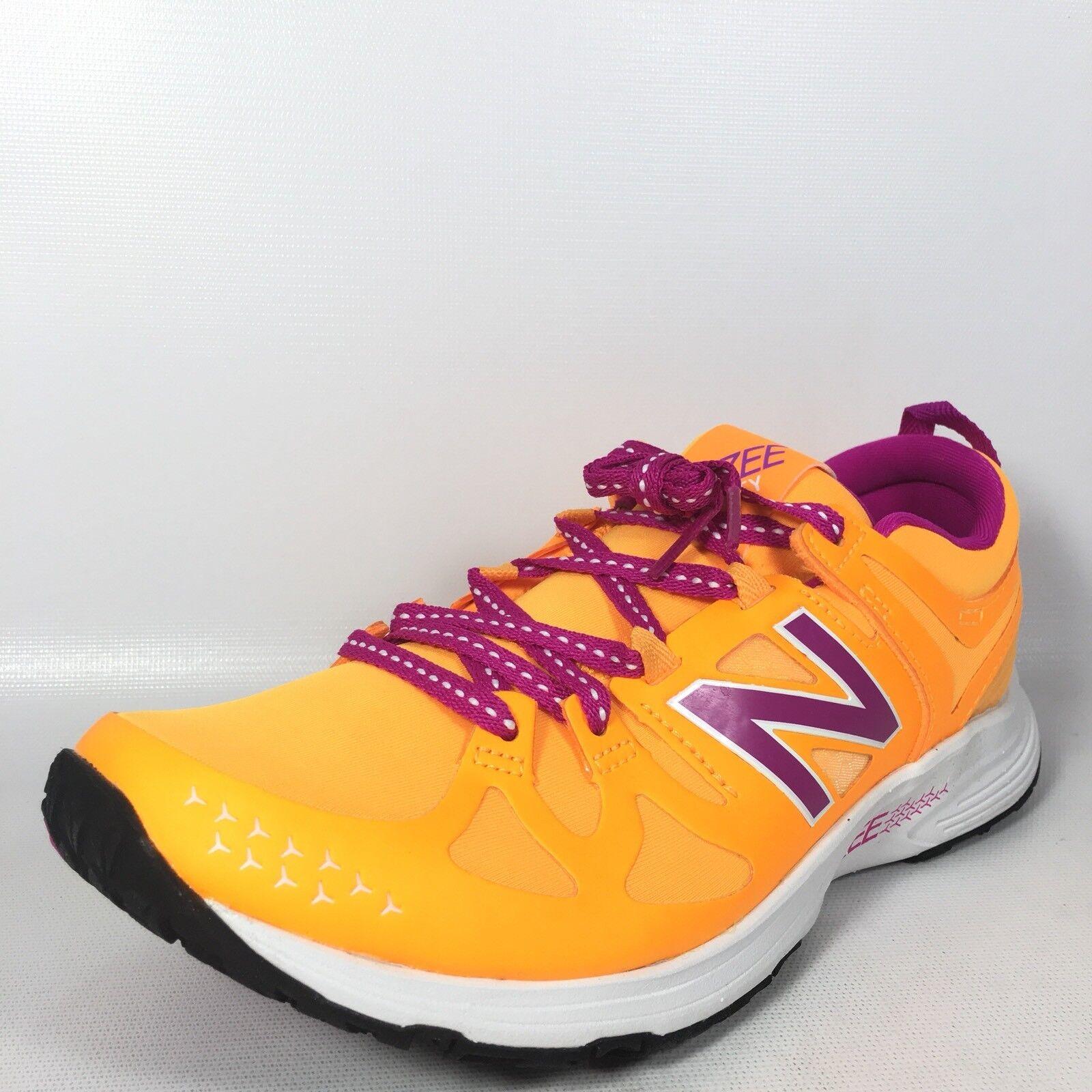 "New Balance ""WXAglia"" Womens 6 M Vazee Agility orange Purple Running Sneakers"