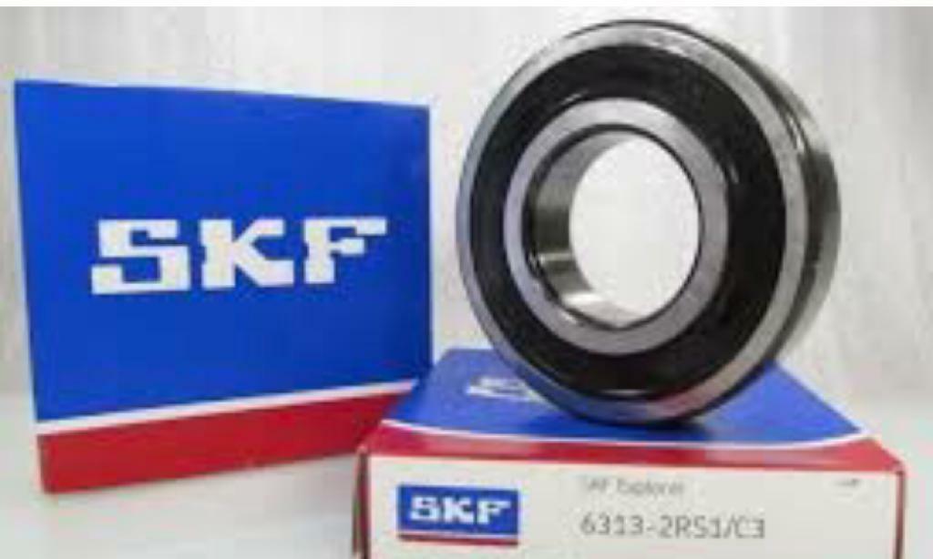 Double Sealed Ball Bearing 6313-2RS1 C3 SKF 313-SZZ 313-NPP