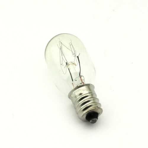 """Screw-In 7//16/"""" Base #9CSW For Home Sewing Machines Light Bulb"""