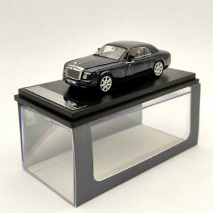 1-64-Rolls-Royce-Phantom-Coupe-DC8808-Blue-Diecast-Models-Limited-Edition