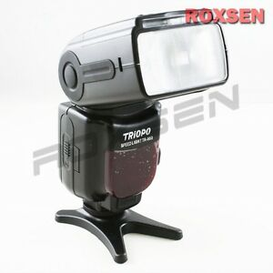 Triopo TR-950 Flash Speedlite TR950 Universal Mount For Canon Nikon YN-560 35mm
