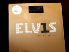 ELVIS PRESLEY~30 # 1 HITS~SEALED~STORE STOCK~RARE~RCA~~ POP  LP