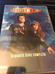 DVD-DOCTOR-WHO-LA-QUARTA-SERIE-COMPLETA