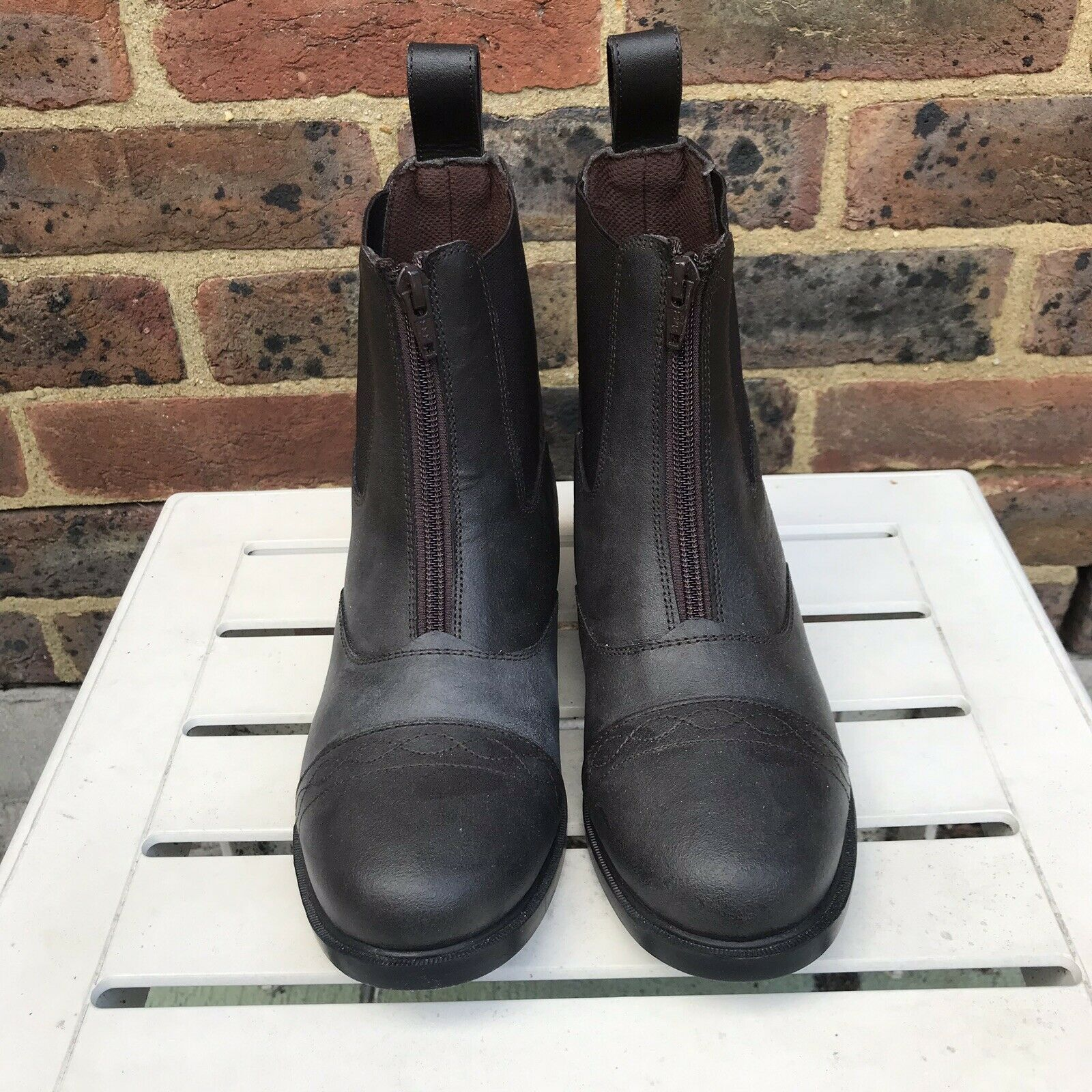 Jodphur Boots UK Size 3 BRAND NEW  W BOX  the cheapest