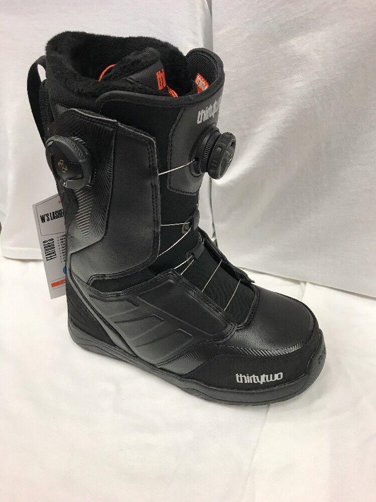 Brand New 2018 Thirty Two Lashed Double BOA daSie's Snowboard Stiefel Größe 9