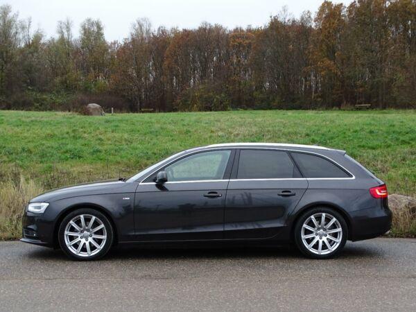 Audi A4 1,8 TFSi 170 Avant - billede 2
