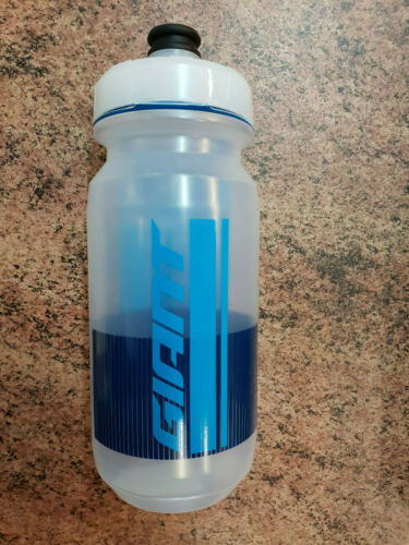 Giant bikes Water Bottle Pour fast dualflow 600 0.6 ml blue black official new