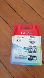 Cartouches d'encre Canon PG-510 CL-511 Canon;510 511
