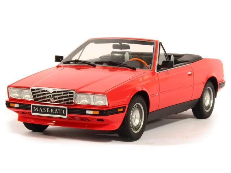 promozioni di squadra 1 1 1 18 Maserati Biturbo Spider 1986 1 18 • Minichamps 107123530  presentando tutte le ultime tendenze della moda