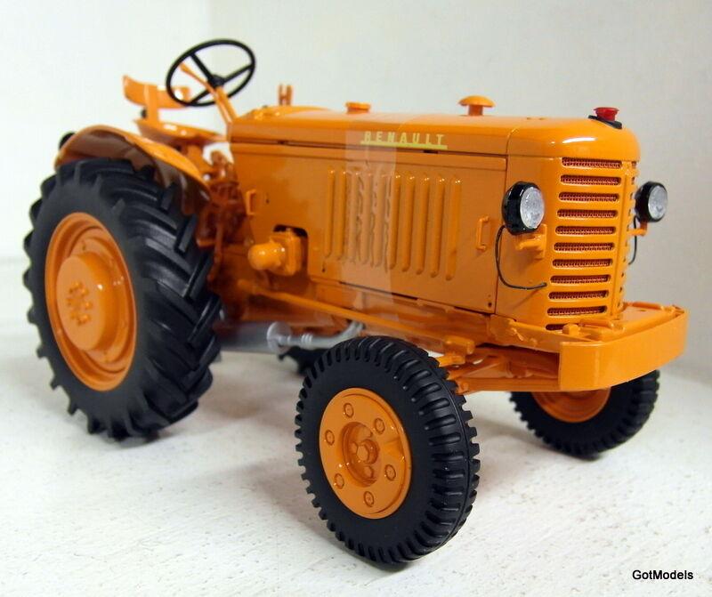 UH 1 16 Scale 2227 Renault R3042 1949-1955 Orange diecast Modellll Landwirtschaft Tractor