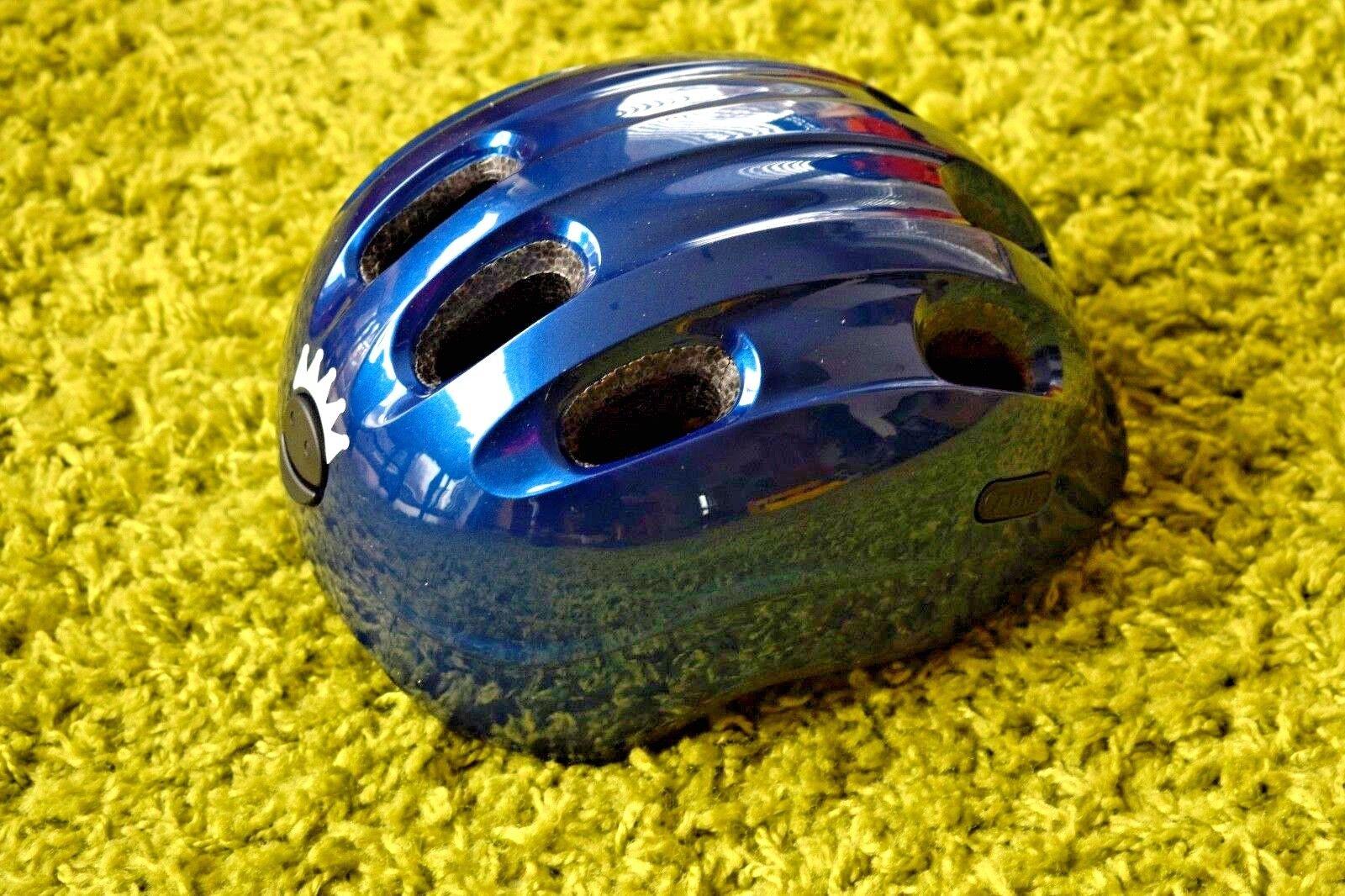 Fahrradhelm Kinder - Abus Abus Abus Smiley 2.0 - royal Blau - Gr M (50-55cm) - NEU 6f767a