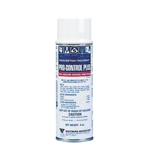 Whitmire Pro-Control Plus® Total Release Aerosol Insecticide SAVE W// BAY HYDRO