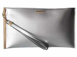 Rampage Silver Wristlet Clutch Bag Ebay