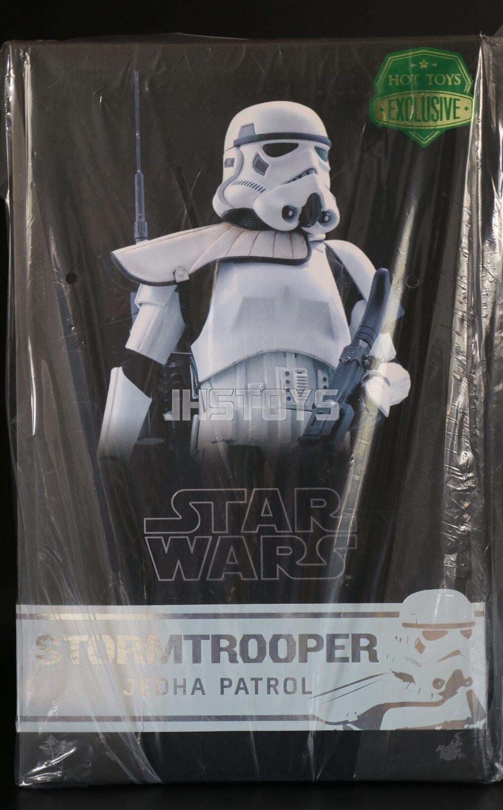 nuovo caliente giocattoli 16 estrella guerras Rogue One Stormtrooper Jedha Patrol MMS386 EMS