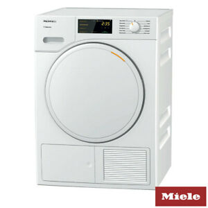 Miele TSB143WP, 7kg Heat Pump Tumble Dryer A++ Rating in White