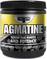 Primaforce Agmatine Sulfate Powder Nitric Oxide Pumps 30 Grams -