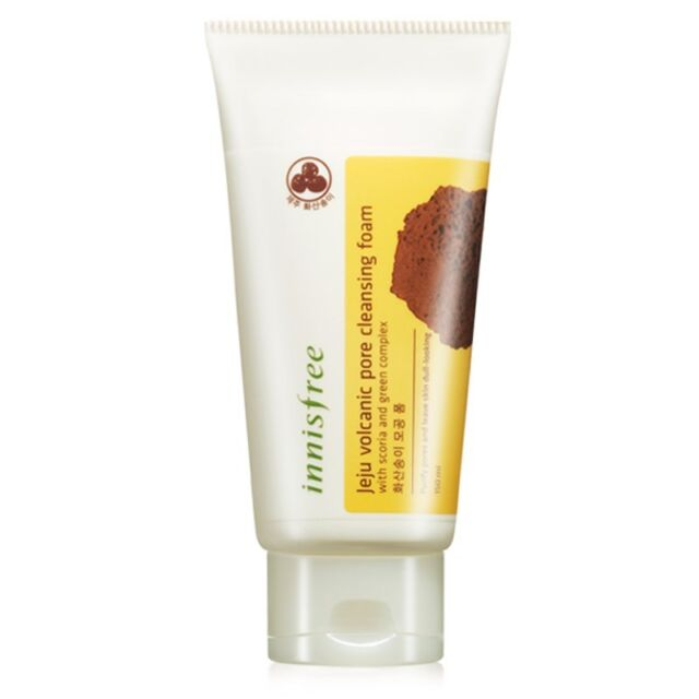 Innisfree - Jeiu Voleanic Pore Cleansing Foam 150ml /Korea cosmetics