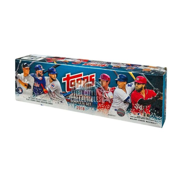 2018 Topps Baseball Factory Set Retail Version - Shohei Ohtani RC