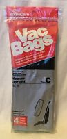 Home Care Vacuum Cleaner Bags For Hoover Upright 18 Type C 4 Bags