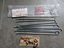 Honda Front Speichen 10 Stück MTX80 XL125 XL185 XR200 Spoke Set Original NEU