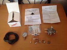 malpassi Turbo fuel regulator fpr009 & fuel pressure gauge Renault 5 Gt Turbo