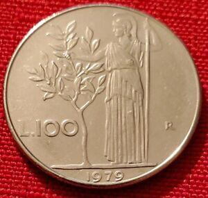 italian coin l100