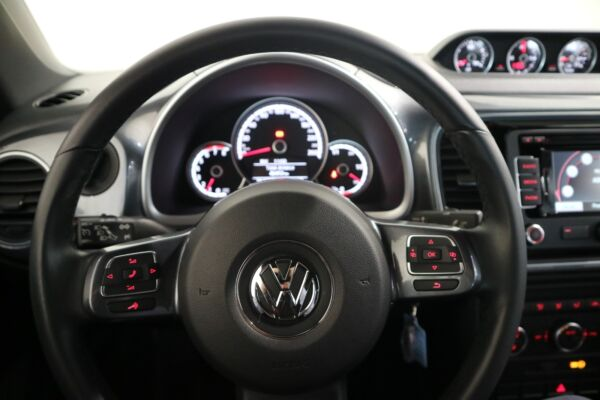 VW The Beetle 1,2 TSi 105 Life - billede 3