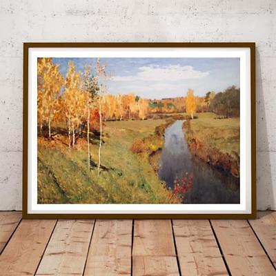 Isaac Levitan Russian Realist 5 ART