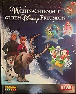 Sammelalbum Rewe Weihnachten mit guten Disney Freunden Leeralbum Album Verzamelkaarten, ruilkaarten