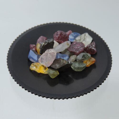 Lot 30.00-31.00 ct sparkling lot rough top fancy sapphire natural uncut 100/%