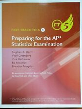 Preparing for the Ap* Statistics Examination by Roxy Peck (2013, Paperback)