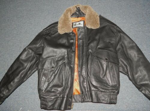 Excelled Leather Jacket Medium  R15242