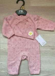 MOTHERCARE BABYGROW BNWOT SIZE UP TO 5LBS