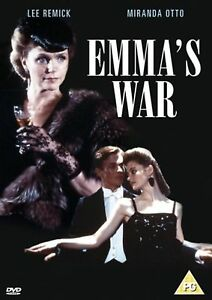 Emma's War - Miranda Otto, Lee Remick, Clytie Jessop NEW Sealed UK Region 2 DVD
