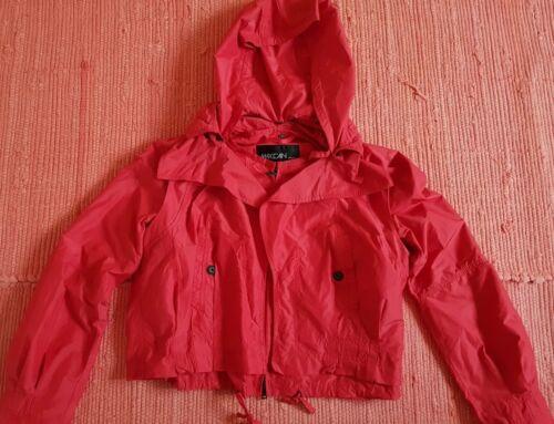 3 Von Marc Cain Colour Rot N 269 Jacke Size Damen Gr38 EdroCxWQBe