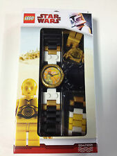 LEGO Star Wars C3PO Kids Watch 9002960 NEW! 50 Meters Water Resistant