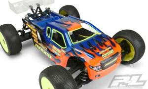 Details about Proline Racing - War Hawk Clear Body, for Mugen MBX8T 1/8  Truggy