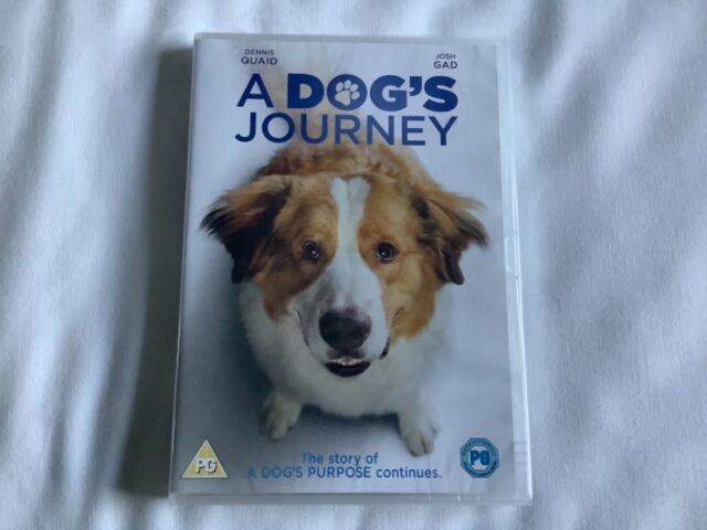 A Dog's Journey - Dennis Quaid, Josh Gad (DVD 2019) NEW/SEALED
