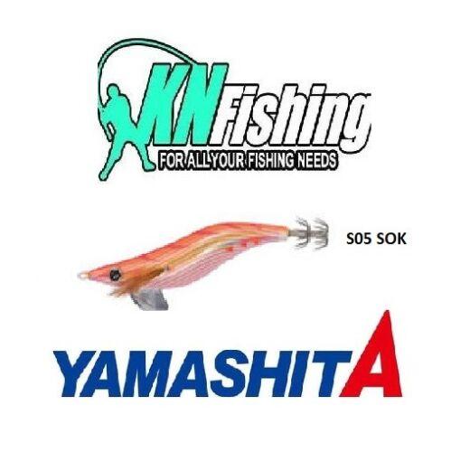 """YAMASHITA /""""EGI OH Q LIVE/"""" 3.0 Basic Eging Squid Fishing Sea Fishing Calamari"""