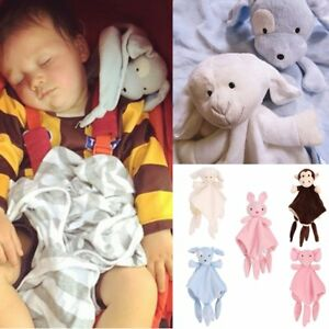 dacb30700 Personalised Security Super Soft Baby Comforter Snuggle Blanket Gift ...