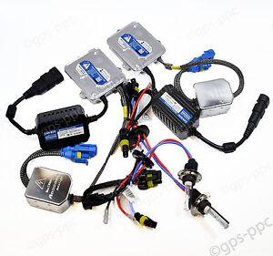 Xenon-HID-55w-CANBUS-Conversion-Kit-H7-KIT-FOR-BMW-E60-5-SERIES-520-2009