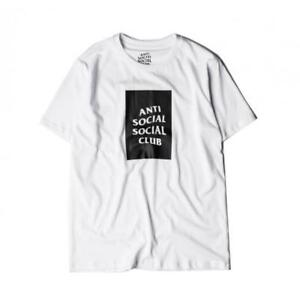 anti social social club ebay