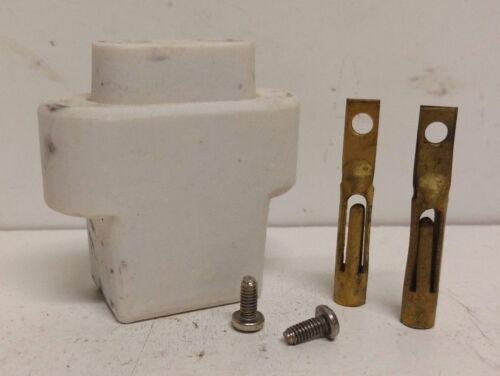 *NOS* Range Burner Element Ceramic Receptacle Block 1117779 Q148