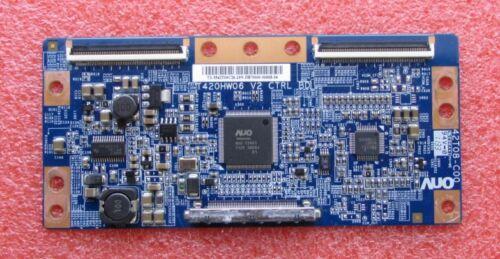 T420HW06 V2 LED42760X Logic Board 42T08-C00 T-CON Board #D1569 LV