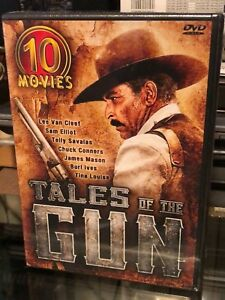 Details about Tales of the Gun - 10 Movie Set (5-DVD) Lee Van Cleef, Sam  Elliot, Telly Savalas