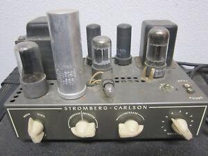 Stromberg-amp-Carlson-AR37A-Vintage-Amplifier