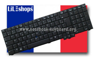 Clavier-Francais-Original-Pour-HP-Compaq-K070602F1-FR-PK1300X04H0-450471-051